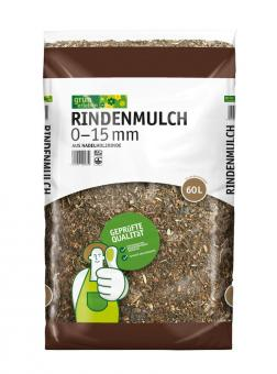 GE Rindenmulch 0-15mm 60l